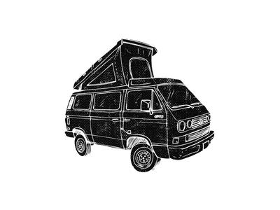 Van_Dribble.jpg van doodle drawing vector vectorart illustration graphicdesign design