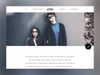Mestrini Eyewear Website