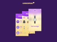Look2speak – communication app