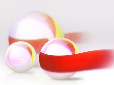 Fun Abstract Illustration abstract illustration photoshop illustrator color lighting