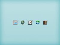 Mini Color Icons