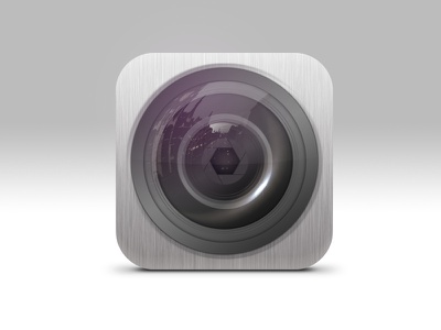 Camera icon icon camera ios light photo