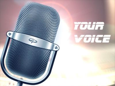 Microphone microphone sound music