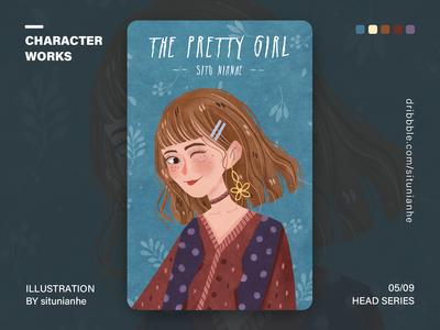 Character Head Series