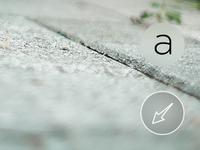 Expanding Navigation iOS7