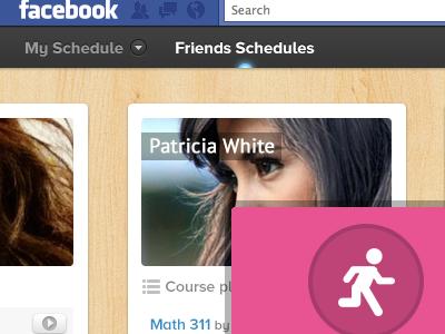 Facebook Class Scheduler  facebook app facebook app education