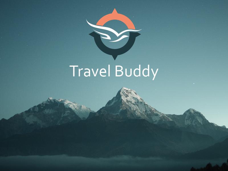 Travel Buddy Logo By Ikhwan Abdullah Dribbble Dribbble