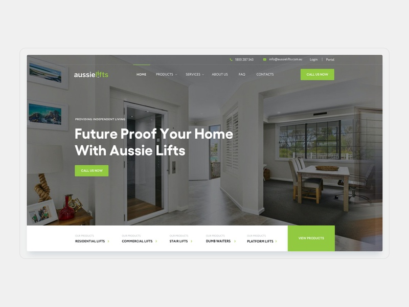 Aussie Lifts – Australian Owned, Made and Designed