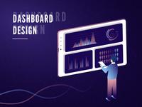 Dashboard Illustration