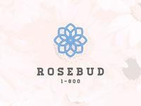1-800-Rosebud Logo