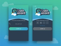 Quiz Record - on boarding - OTP (one time password) process