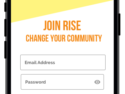 Sign Up Screen - DailyUI #001