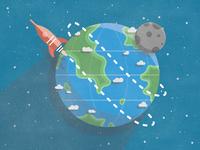 Rocket Earth