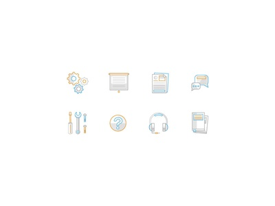 Category Icons WIP