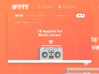 IFTTT Collections Illustration