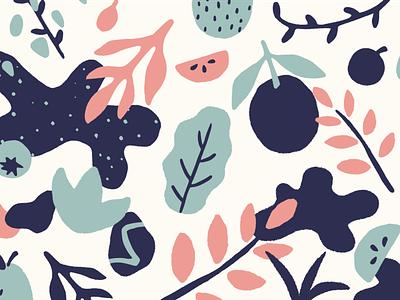 Winery Pattern vineyard wine fruit branding shape texture pattern illustration