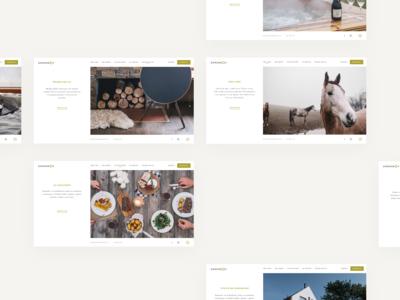 Zikmundov Website – Homepage