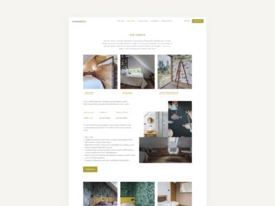 Zikmundov Website – Rooms