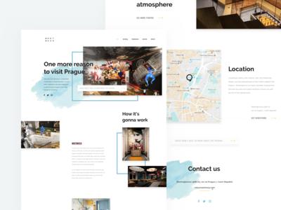 MeetMe23 Landing Page