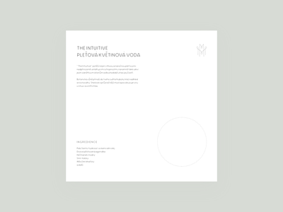 BYSSINE x GBM — Product Card beauty lifestyle marketplace design beauty market beauty product graphic design typography print design print product productcard