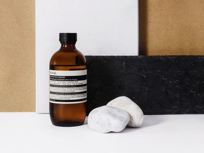BYSSINE x GBM — Case Study photography aesop print design print typography beautyproduct lifestyle product design graphic design casestudy behance
