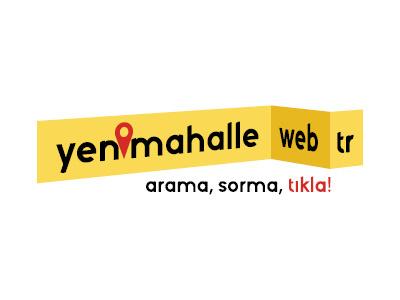 Yenimahalle Web Logo slogan design logo design branding