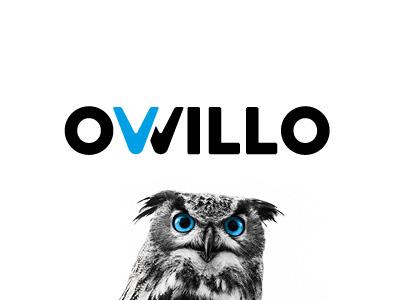 Owillo logo design trademark owillo