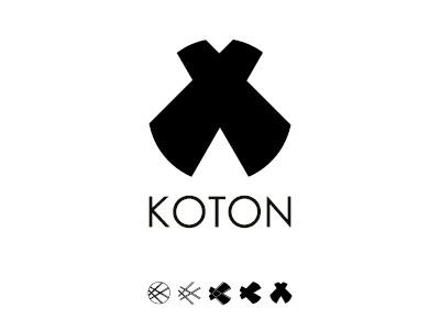 Koton Logo Redesign logo design koton