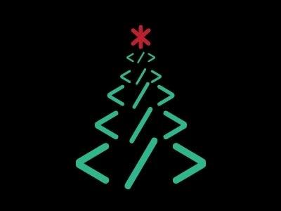 Tree new year christmas celebration tree