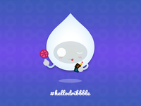 Say Hello to Dribbble :3