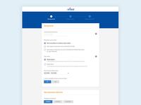Genialloyd Desktop Form
