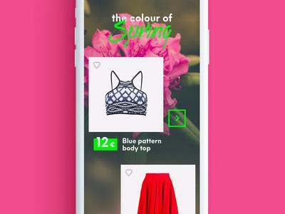 Clothing Retailer Collection