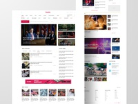 Gazette - Joomla News Template
