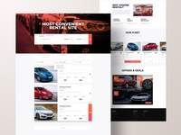 Rental - Joomla Template Early Concept