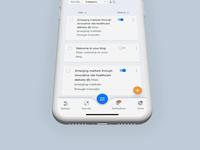 Joomla 4! - Mobile Interface Prototype