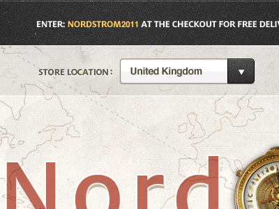 Nordstrom texture map location paper nordstrom red milo