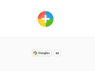 Google+ icon free icon ui icons google button psd resource