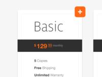 Basic Price Plan