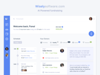 Wisely AI dashboard