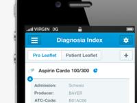Diagnosia iphone