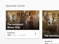 Episode Cards