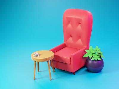My fancy living room animation leaves leave design minimal illustration dribbble graphic design ui
