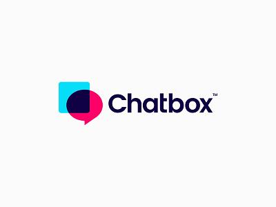 Chatbox adobe illustrator logomark brand branding brand identity identity design identity logo designer logo design logo