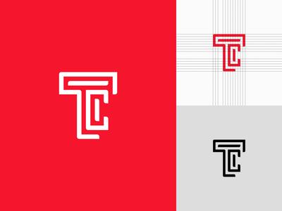 T+C logo mark