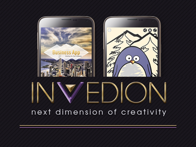📱 Invedion™ Mobile App Developer Android, iOS & Windows Phone gold luxury developer invitation invites cartoon mobile games ios android ipad iphone mobile app