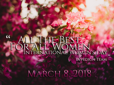 💐 International Women's Day Wishes [ March 8 ] holiday girls the best wishes greetings women invites invitation eight march international womens day