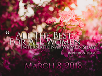 💐 International Women's Day Wishes [ March 8 ]
