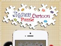 Jigsaw cartoon puzzle invedion.com 2