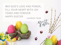 😊 Easter Wishes 2018