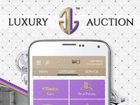 Internacional luxury auction android ios invedion.com 2